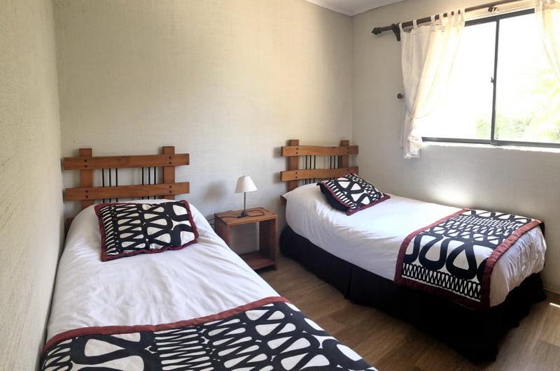 Superior | 4 camas de una plaza